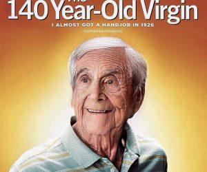 The 140 Year Old Virgin – Meme