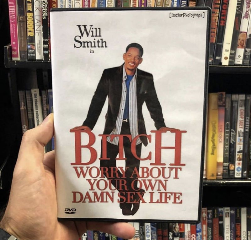 will smith bitch