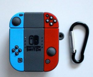Nintendo Switch Airpod Case – Make your Airpod case look cool with thisNintendo Switch Airpod Case!