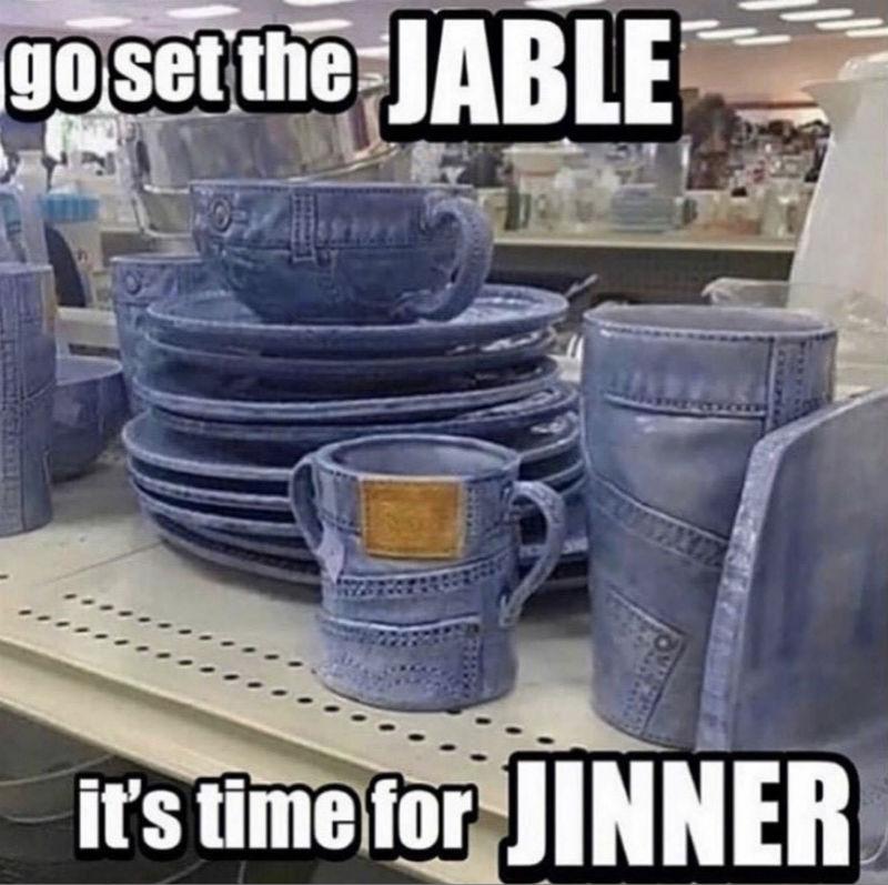 go set the jable