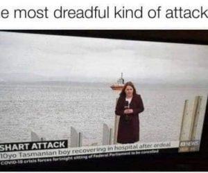 Shart Attack – meme