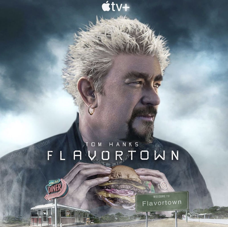tom hanks flavortown