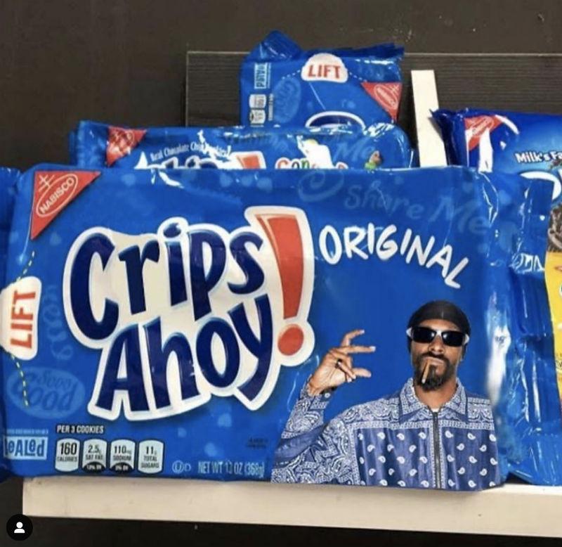 crips ahoy cookies