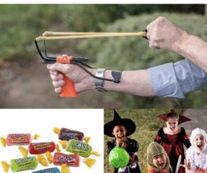 Socially Distant Trick Or Treating – Meme