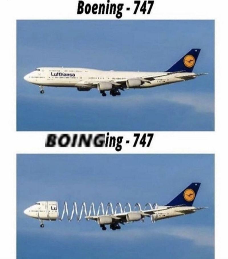 boing 747 meme