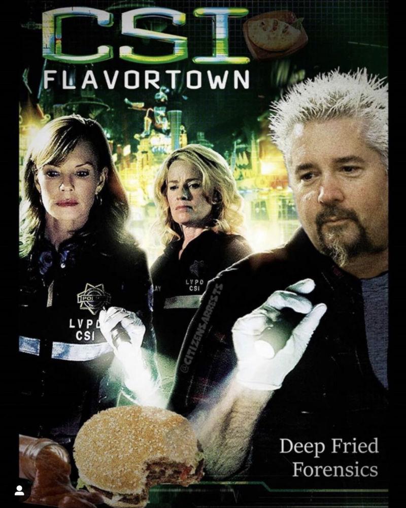 csi flavor town