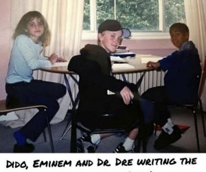 Dido Eminem And Dr Dre Writing The Lyrics To Stan – Meme