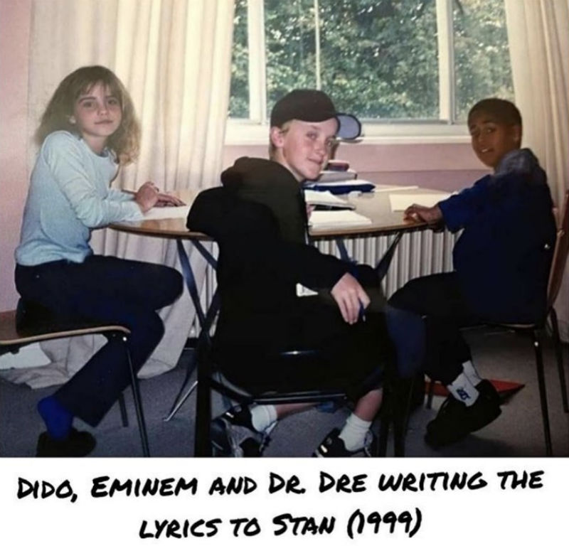 dido eminem and dr dre