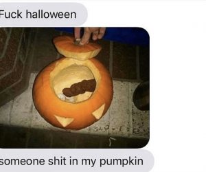 Someone Shit In My Pumpkin – Meme