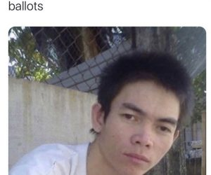 The Only Person I Trust To Count The Ballots – Meme