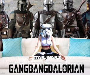 Gangbangdalorian – Meme