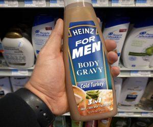 Heinz For Men Body Gravy – Meme