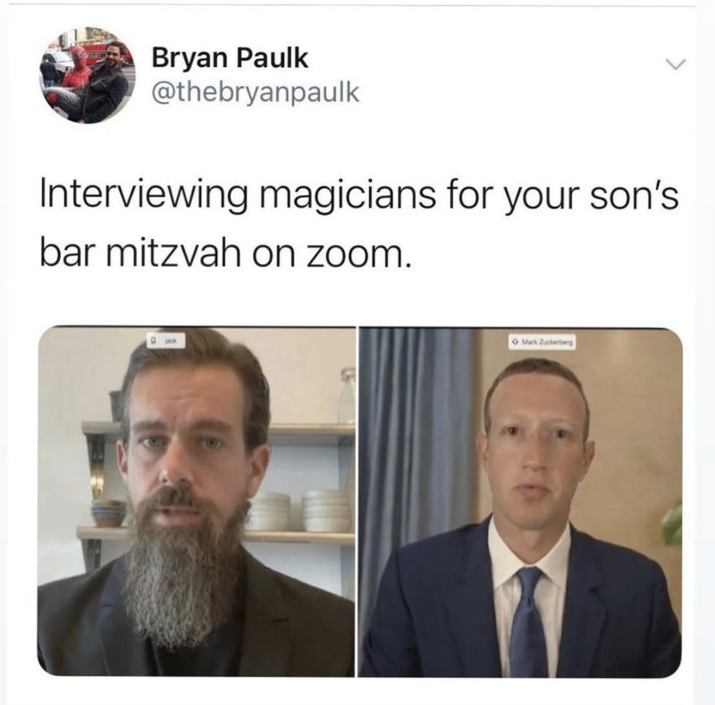 interviewing magicians