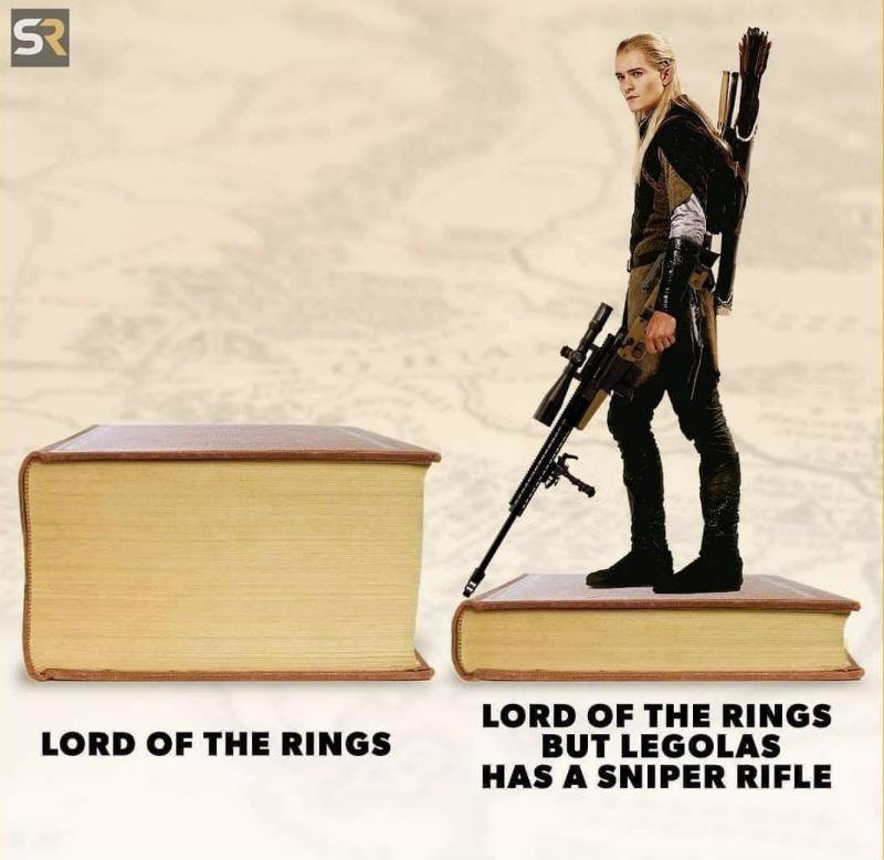 lord of the rings legolas