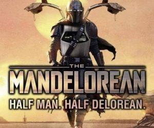 Mandelorean Meme