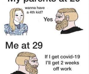 My Parents At 29 Vs Me At 29 – Meme
