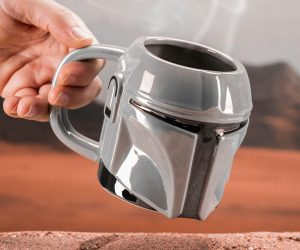 Boba Fett Mandalorian Mug –This IS the way to a better cup of coffee!