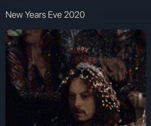 New Years Eve 2020 Lt. Dan Meme