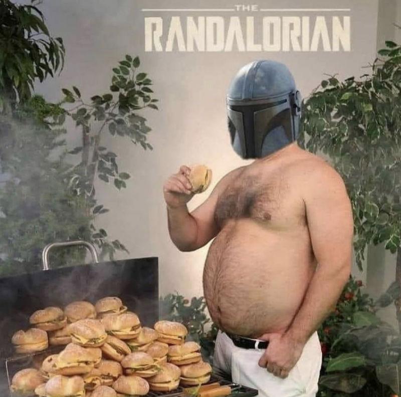 the randalorian