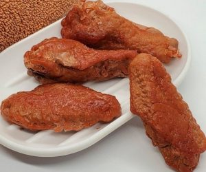 BBQ Chicken Wings Soap –These soaps look and smell like real barbecue chicken wings!
