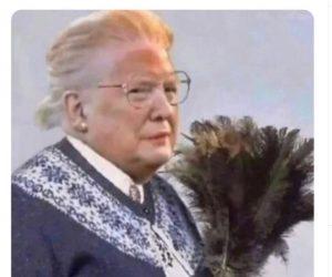 White House Hires A New Maid – Trump Meme