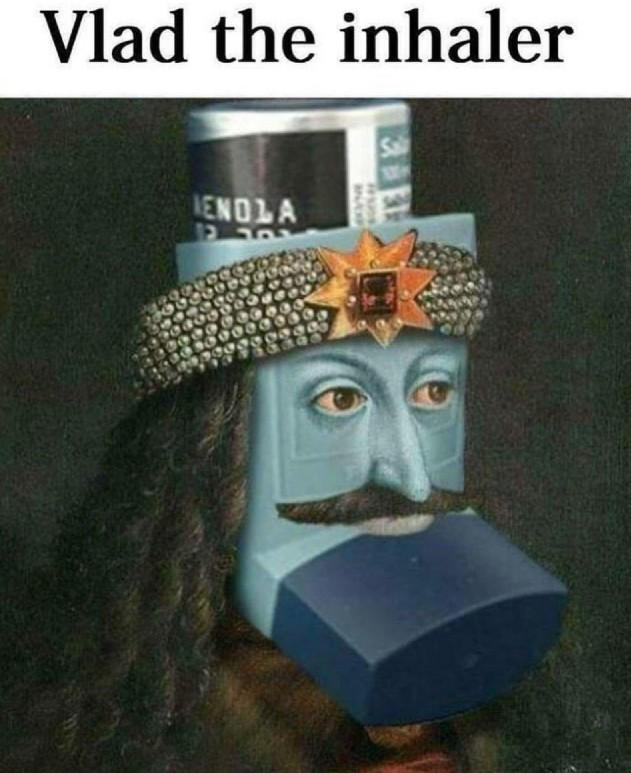 vlad the inhaler meme