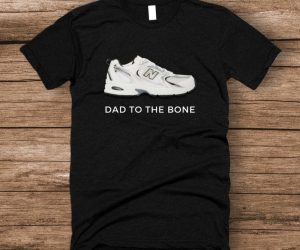 Dad To The Bone Funny Father's Day Shirt – Make your father laugh on Father's Day with this shirt!