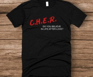 Cher Do You Believe In Life After Love DARE Parody Shirt – This Cher D.A.R.E Parody is a perfect gift to any Cher fans!