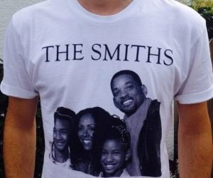 The Smiths Funny Parody Shirt –Show the world that you love Morrissey and The Fresh Prince and Family equally!