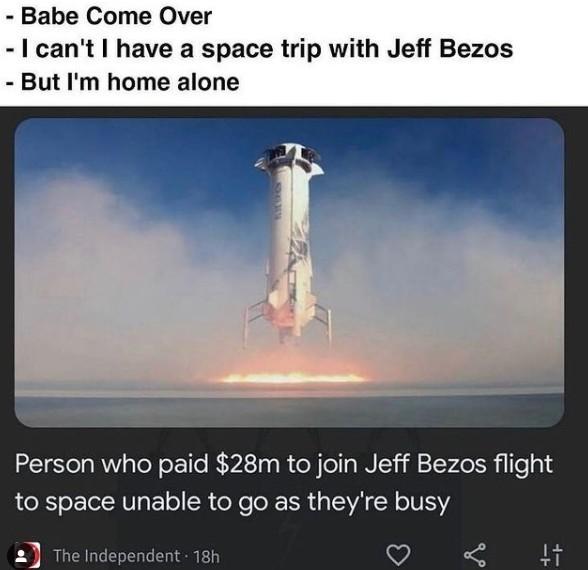 jeff bezos space meme