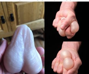Stressticles – Relieve yourself from stress by squishing this Stressticles Stress Balls!