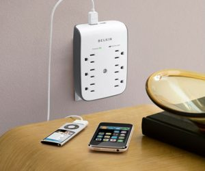 The Advanced Surge Protector is perfect for the home office or professional workstation.