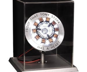 Own your very ownofficially Licensed Marvel Iron Man Movie Arc Reactor Prop Replica now and hold in your hands proof that Tony Stark has a heart.