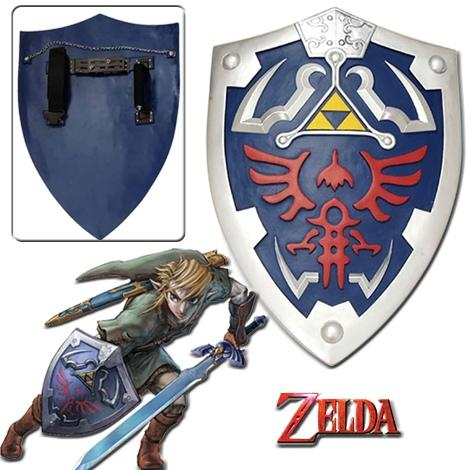 zelda hylian shield