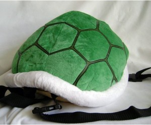 Mario Bros Koopa Plush Backpack – What I would have given to have one of these when I was a kid.
