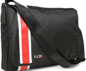 Mass Effect Messenger Bag – Make Commander Shepard proud with the Mass Effect messenger bag.