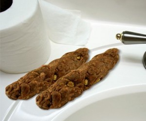 I don't even…It's poop it's soap it'sdisgustingwhat else can I say? Corny Poop Soap