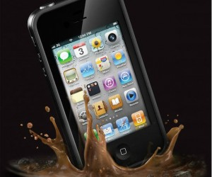 Lifeproof iPhone case – The ultimate in iPhone protection this case can withstand water, ice, snow, probably hot lava, blunt trauma etc… the list goes on.