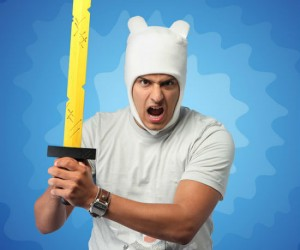 Adventure Time Finn's Hat – Have your very own adventure time with Finn the human's hat!