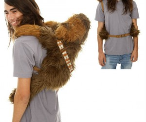 Chewbacca Backpack – Make em' say AAAEEEEEGGGGHHH with this sweet looking chewbacca backpack