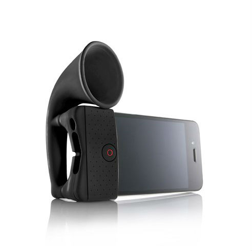 iphone speaker amplifier