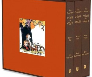 The Complete Calvin and Hobbes Set – The perfect gift for any Calvin and Hobbes lover, this set of 3 books contains every single Calvin and Hobbes strip ever written.