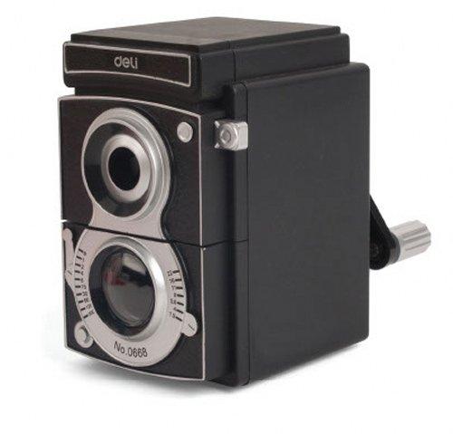 camera pencil sharpener