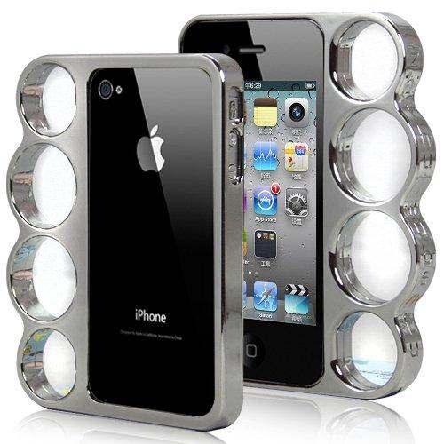 brass knuckle iphone case