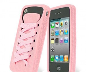 iPhone Shoe Lace Case – Getting ready for the day, did you remember to tie your shoe laces? Check. Oh wait, did you remember to tie your iPhone laces?