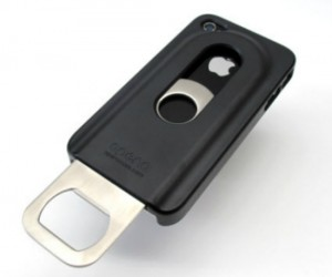 Sliding iPhone Bottle Opener Case – Never be without a bottle opener again!