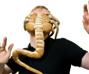 Alien Facehugger Plush – Aww, poor little guy just wants to hug your face.