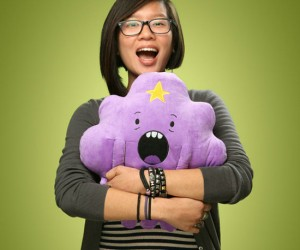 Adventure Time Cuddle Pillow – You know you want her lumps, well you can't have them, unless you buy this pillow.
