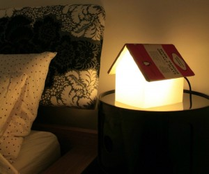 Book Rest Lamp – Too tired to finish reading your book and you can't find your bookmark? This lamp will hold your place for you, while turning into an adorable
