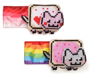 Nyan Cat Musical Plush – Meow meow meow meow meow meow meow meow meow meow meow meow… OK I will shut up now, you will hear it enough after you